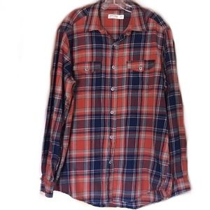 Mens Faded Glory Button Up Shirt